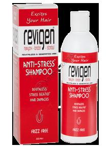 Ревиген Антистресс шампунь для выравнивания волос