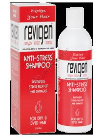 Ревиген Антистресс шампунь для окрашенных и сухих волос