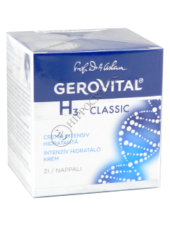 Геровитал H3 Classic интенсивный увлажняющий крем 50 мл
