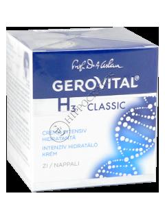 Gerovital H3 Classic crema intensiv hidratanta