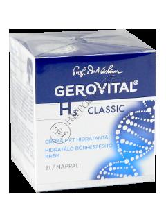 Gerovital H3 Classic crema lifting hidratanta de zi