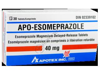 Апо-Есомепразоле