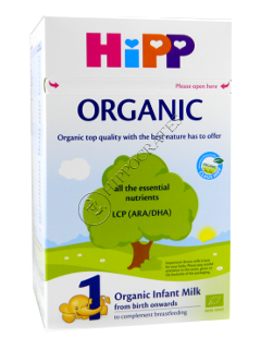 HIPP Каша Органическая с кукурузой