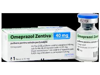 Omeprazol Zentiva