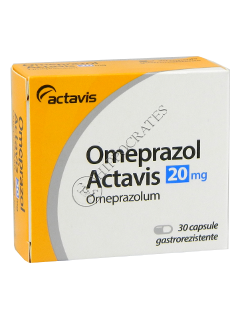 Омепразол Актавис