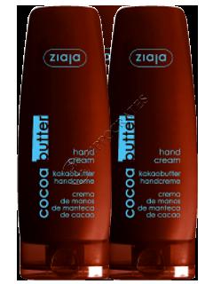 Зиажа Cocoa Butter крем для сухой и нормальной кожи + крем д/рук