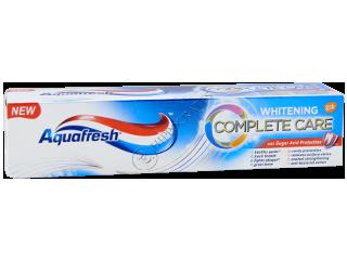 Зубная паста Аквафреш Complete Care Whitening