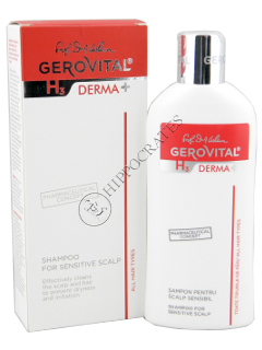 Геровитал  H3 Дерма+ шампунь для чувствительной кожи головы