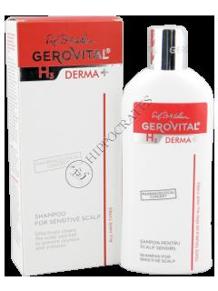 Gerovital H3 Derma+ sampon pentru scalp sensibil