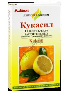Кукасил (мед+лимон)