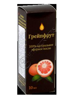 Oleum Citrus Paradisi (Грейпфрут) 100% 10 мл