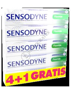 Зубная паста Сенсодин Fluoride 4+1