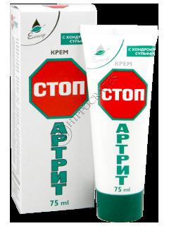 Эликсир Стоп - Артрит крем-бальзам