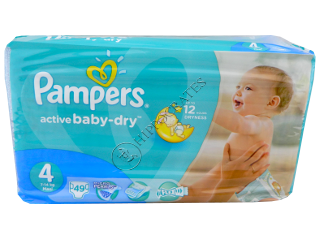 Pampers MAXI 9-14kg