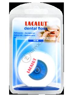 Зубная нить LACALUT dent