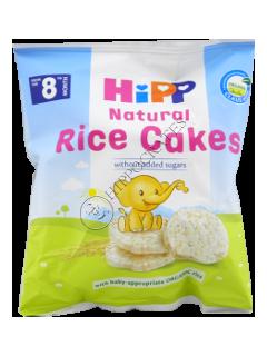 HIPP Рисовые хлебцы для детей с 8 мес.