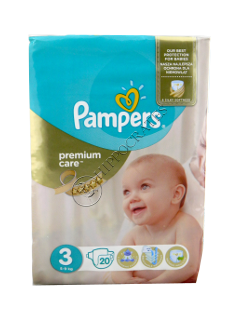 Pampers Midi Premium Care 4-9kg