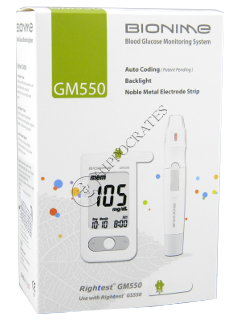 Биониме GM 550 глюкометр