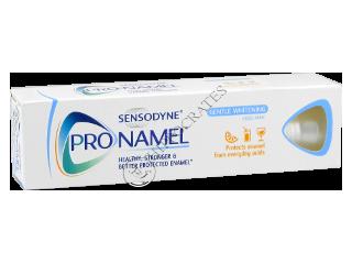 Зубная паста Сенсодин Pronamel Gentle White