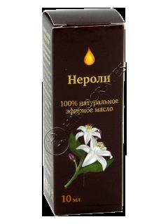 Олеум Олеум цитрусовый бигарадий (нероли) 100% 10 мл Синам
