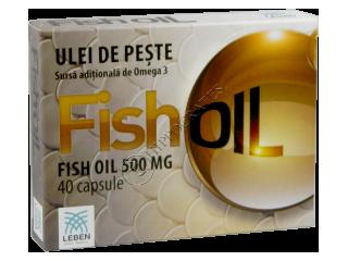 Fish oil Leben
