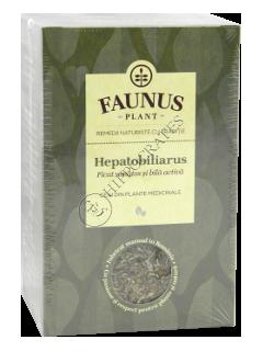 Ceai Hepatobiliarus