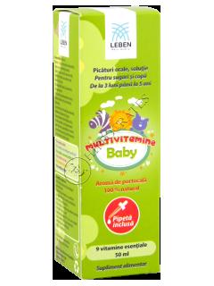 Мултивитамин Бейби  Leben