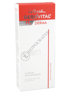 Gerovital H3 Derma+ sampon antimatreata