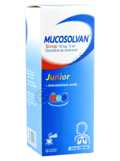 Mucosolvan Junior