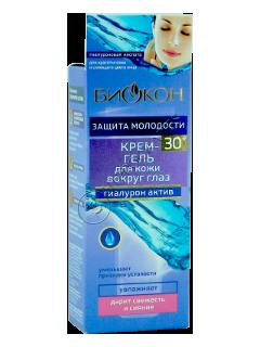 BIOKON Zascita molodosti 30+ crema-gel in jurul ochilor