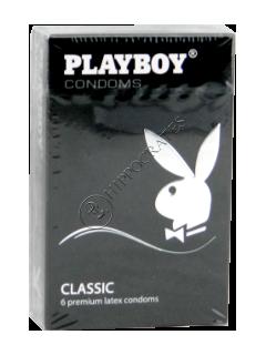 Prezervative PLAYBOY Classic № 6