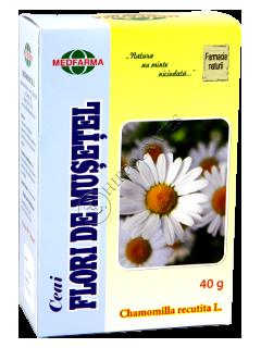 Flori de musetel