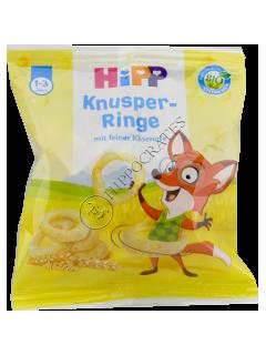 HIPP  Хрустящие колечки