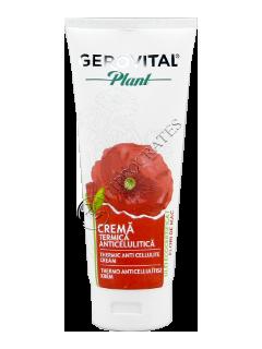 Gerovital Plant crema termica anticelulitica FM