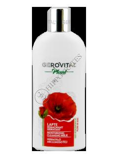 Gerovital Plant lapte demachiant vitaminizant FM(20+)