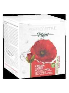 Gerovital Plant crema antirid revitalizanta FM