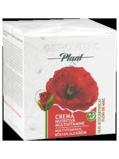 Gerovital Plant crema nutritiva multivitamine FM (20+)