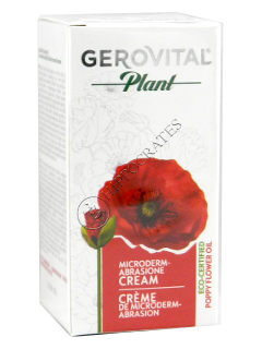 Gerovital Plant crema microdermabraziune FM