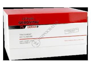 Gerovital H3 Derma+ tratament  anticadere
