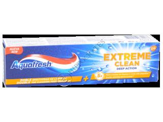 Зубная паста Аквафреш Extreme Clean Lasting Fresh
