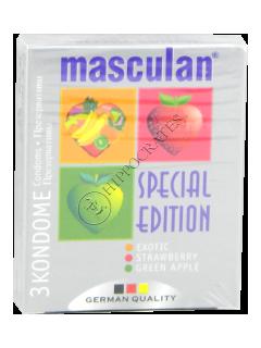 Masculan Frutti capsuna mar