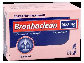 Бронхоклин