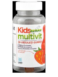 Кидс Gummy Multivit  жевательные мишки