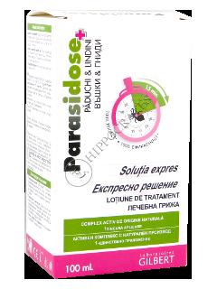 Паразидоз Экспресс (лосьон, гребень, шапочка)