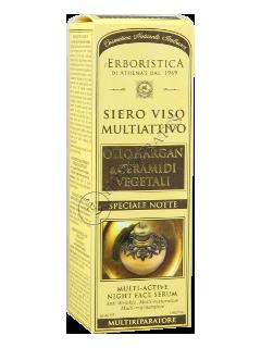 Athena's Argan Oil and Vegetable Ceramides Multi-active ser facial