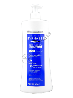 Бифаз Dermo Comfort Sensitive Гель для душа для чувствительной кожи 1000мл