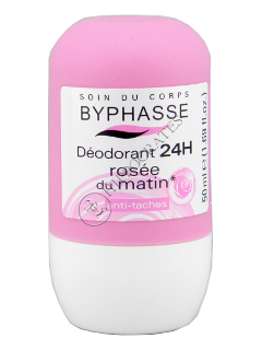 Byphasse Deodorant Roll-on 24h Rosee Du Matin 50 ml