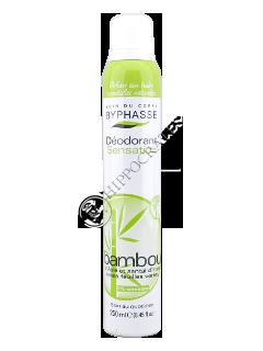 Byphasse Deodorant Spray  Bamboo Extract