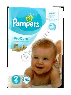 Памперс PRO Care 2 № 36 3-6 кг