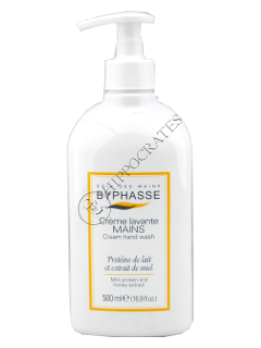Byphasse Sapun lichid pentru maini Milk Protein and honey extract